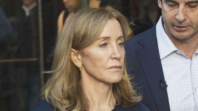 Felicity Huffman Turns Herself In: What We Know About Her Federal Prison Stay