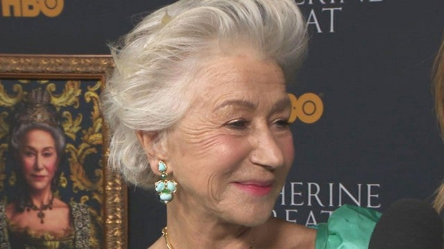 Helen Mirren Opens Up About Steamy Sex Scenes in 'Catherine the Great' (Exclusive)