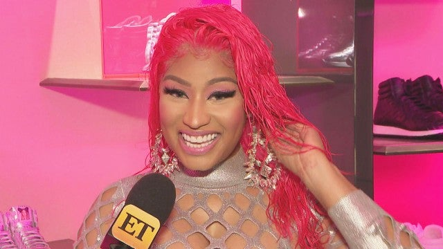 Inside Nicki Minaj's Fendi Launch! Superstar Rapper Spills on Her Famous Friends (Exclusive)