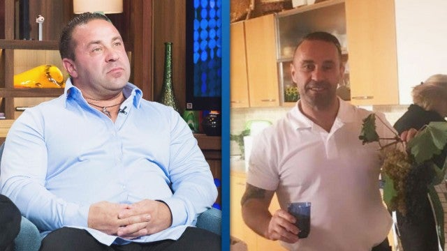 How Joe Giudice Lost More Than 50 Pounds While Serving 41-Month Prison Sentence