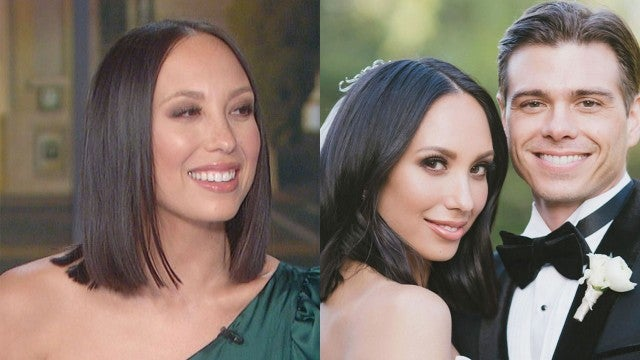 Cheryl Burke Dishes on Married Life With Matthew Lawrence (Exclusive)