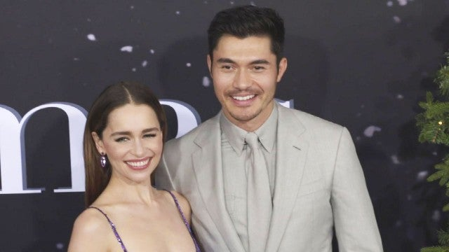 'Last Christmas' Stars Emilia Clarke and Henry Golding Talk Taking on George Michael's Iconic Song