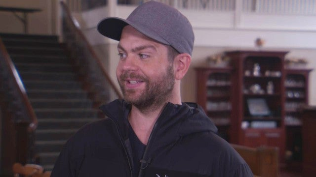 Jack Osbourne Prepares to Hunt Ghosts LIVE in Salem (Exclusive)