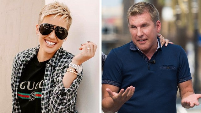 Savannah Chrisley's New Bold Pixie Haircut Leaves Dad Todd Chrisley 'Concerned'