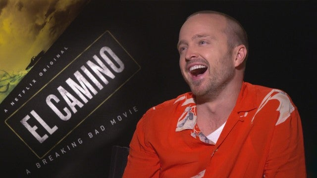 Aaron Paul Answers 'El Camino: A Breaking Bad Movie' Burning Questions (Exclusive)