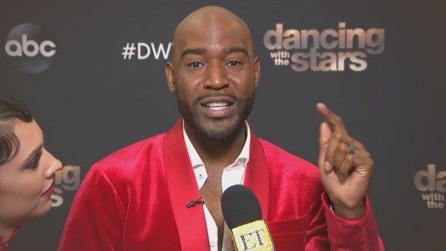 'DWTS': Karamo Brown Reacts to Leah Remini's Support After His Performance (Exclusive)