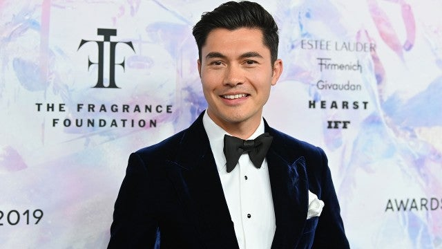 Henry Golding Teases G.I. Joe Spinoff 'Snake Eyes' and Talks Being Hollywood's Next Leading Man