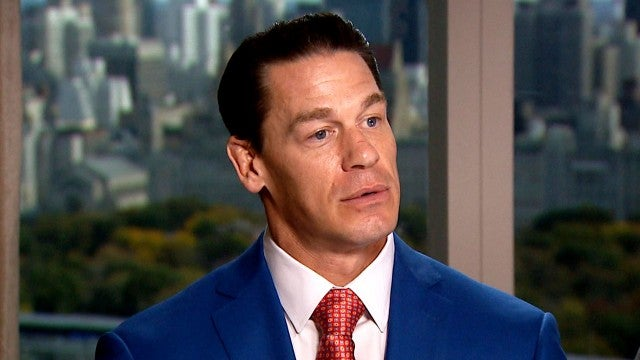 John Cena on Whether He Has 'Game' (Exclusive)