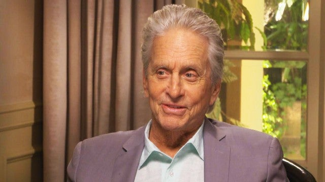 Michael Douglas Opens Up About His 16-Year-Old Daughter, Carys, Dating | Full Interview