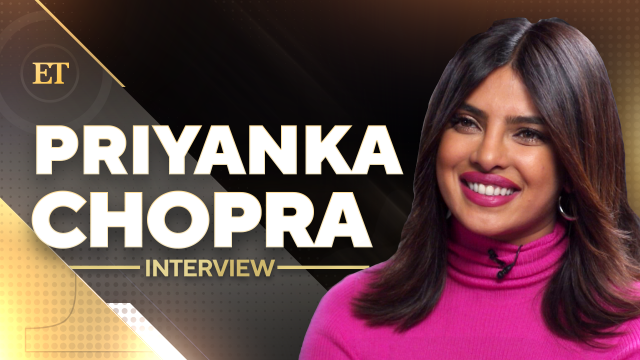 Priyanka Chopra Reflects on First Year of Marriage With Nick Jonas | Full Interview