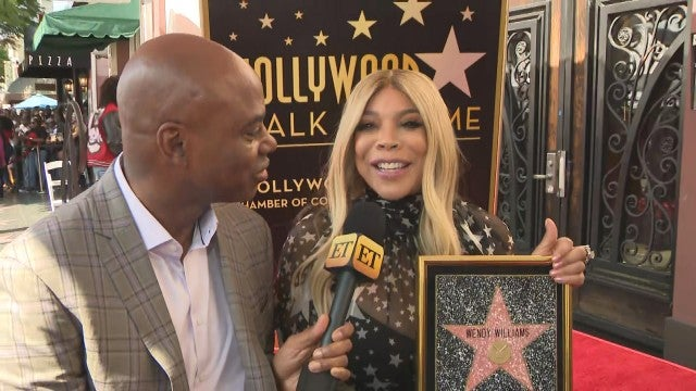 Wendy Williams Says Walk of Fame Honor Symbolizes That She's 'OK' (Exclusive)