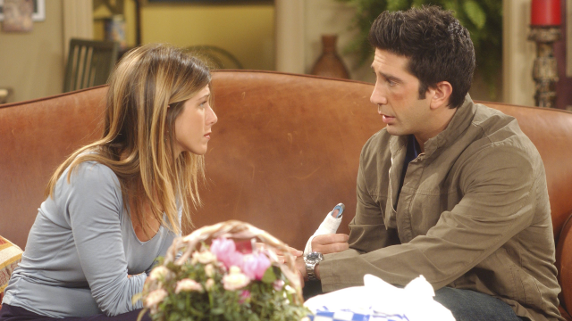 Jennifer Aniston Weighs In On Whether 'Friends' Ross and Rachel Are Still Together
