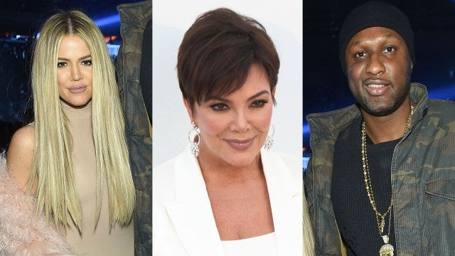 'KUWTK': Khloe Kardashian Suggests Mom Kris Jenner Orchestrated Run In With Lamar Odom Years Ago