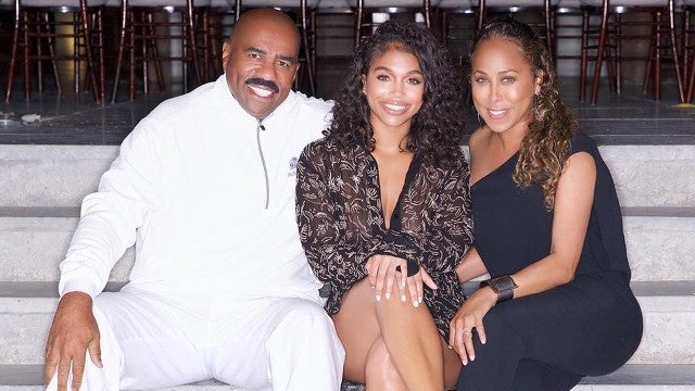 Steve Harvey's Stepdaughter Lori Harvey Arrested and Cited in Misdemeanor