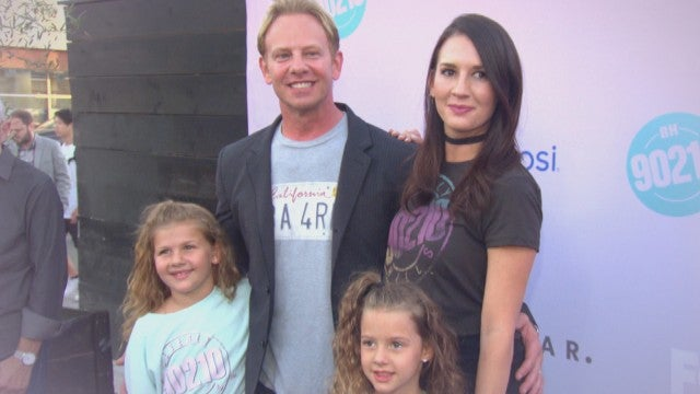 Ian Ziering and Wife Erin Share Separate Posts Announcing Their Split After 9 Years of Marriage