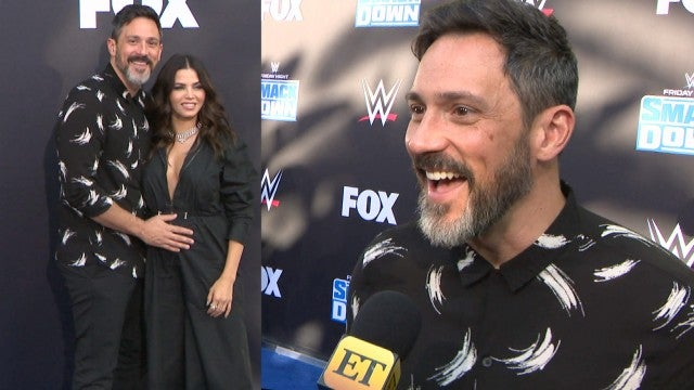 Steve Kazee Says His and Jenna Dewan's Pregnancy Journey Has Been Amazing (Exclusive)