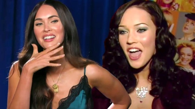 Watch Megan Fox React to Her Biggest Hollywood Moments (Exclusive)
