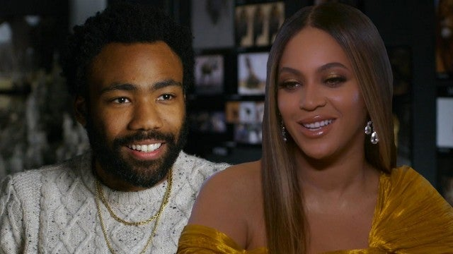 Donald Glover Says the One Scary Thing About 'The Lion King' Was Singing With Beyonce