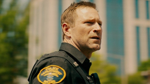 'Line Of Duty' Trailer: Aaron Eckhart Is a Rogue Cop Trying to Stop Ben McKenzie (Exclusive)