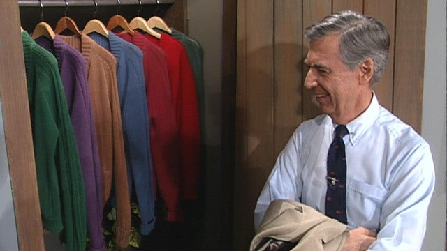 How to Rock a Sweater Like the REAL Mr. Rogers!