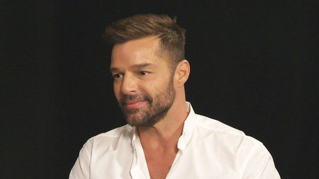 Ricky Martin Teases He Could Appear in J.Lo and Shakira's Super Bowl Halftime Show (Exclusive)