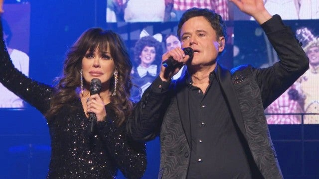 Inside Donny and Marie Osmond's Final Las Vegas Performance (Exclusive)