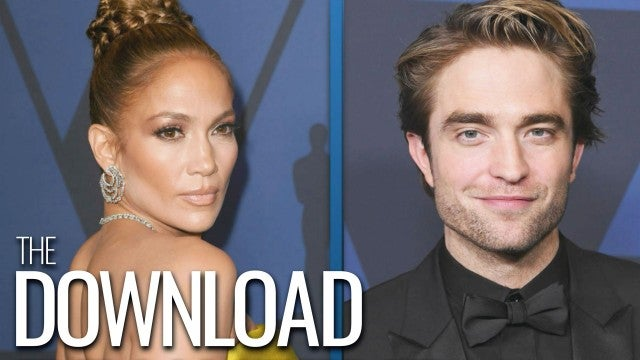 J.Lo Has a Cute Nickname for Robert Pattinson! | The Download