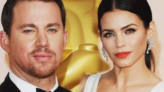 Channing Tatum Files for a Counselor to Help Him and Jenna Dewan With Child Custody Schedule
