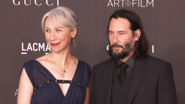 Keanu Reeves Steps Out With Rumored Girlfriend Alexandra Grant: Everything We Know