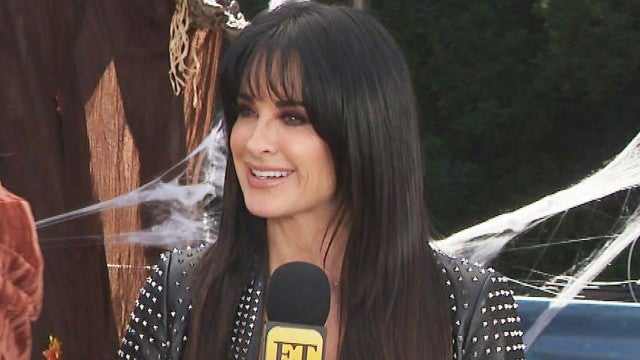 Kyle Richards Talks Returning to the 'Halloween' Franchise After 40 Years