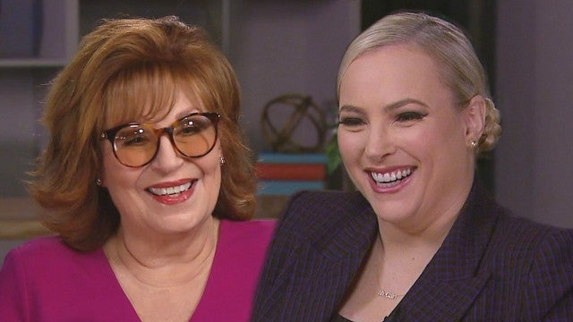 Meghan McCain and Joy Behar Play 'Newbie vs. OG' Game Ahead of 'The View's 5,000th Episode!
