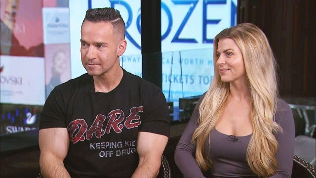Mike 'The Situation' Sorrentino and Wife Lauren 'Still Trying' for Kids After Miscarriage