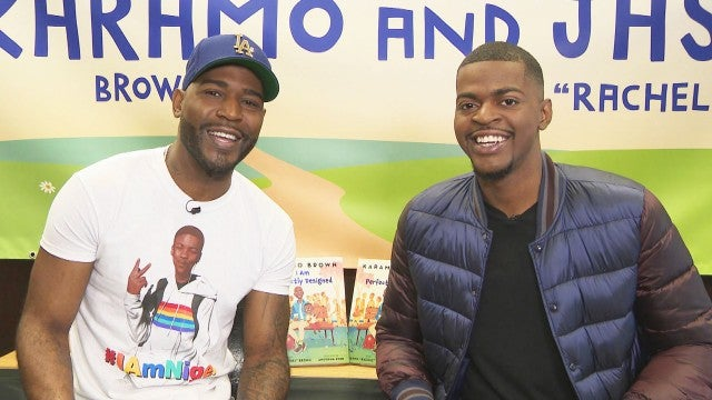 Watch 'Queer Eye's Karamo Brown and Son Jason Interview Each Other (Exclusive)