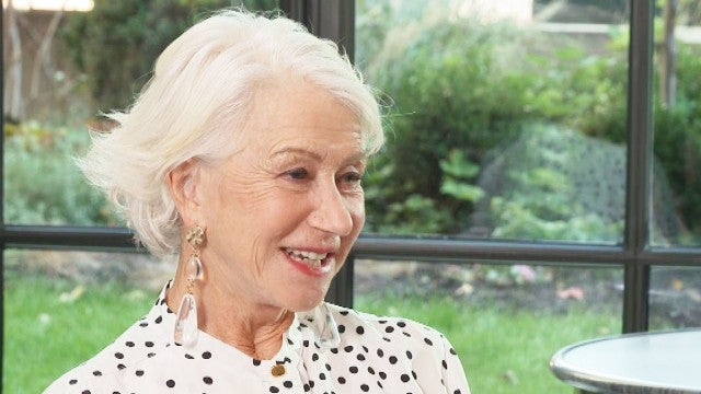 Helen Mirren Talks Cardi B Joining 'Fast and Furious 9' (Exclusive)