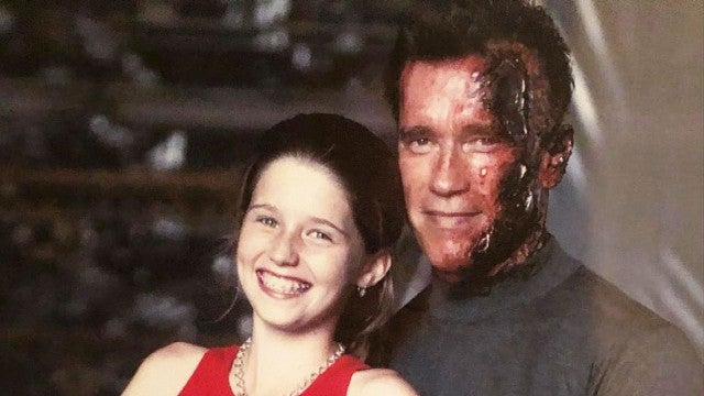 Katherine Schwarzenegger Gets Emotional After Seeing Her Dad in 'Terminator: Dark Fate'