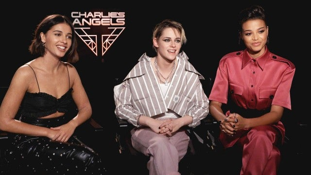 'Charlie's Angels' Cast Dishes on Their Favorite 'Sexy' Disguises (Exclusive)