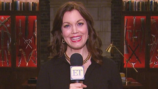 Bellamy Young Gives Behind-the-Scenes Tour of 'Prodigal Son' (Exclusive)