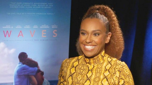 Ryan Michelle Bathe Interviews Husband Sterling K. Brown for 'Waves' (Exclusive)