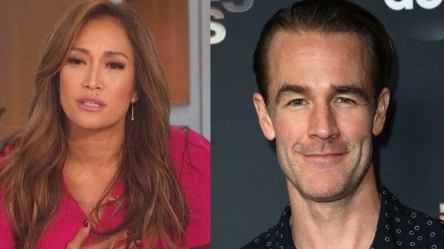 'DWTS': Carrie Ann Inaba Reveals She 'Went Home and Vomited' After James Van Der Beek Elimination