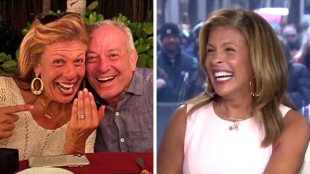 Hoda Kotb Was 'Totally Shocked' By Proposal from Joel Schiffman