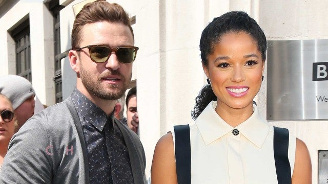Justin Timberlake's Outing With Co-Star Alisha Wainwright Was 'Innocent,' Source Says