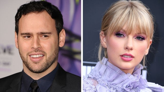 Scooter Braun Says 'Kindness Is the Only Response' Amid Taylor Swift Feud