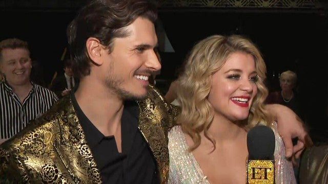 'DWTS': Lauren Alaina and Gleb Savchenko Explain Why They're Happy With 4th Place (Exclusive)