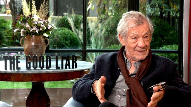 Ian McKellen Discusses The Much Talked About CGI in 'Cats'  (Exclusive)
