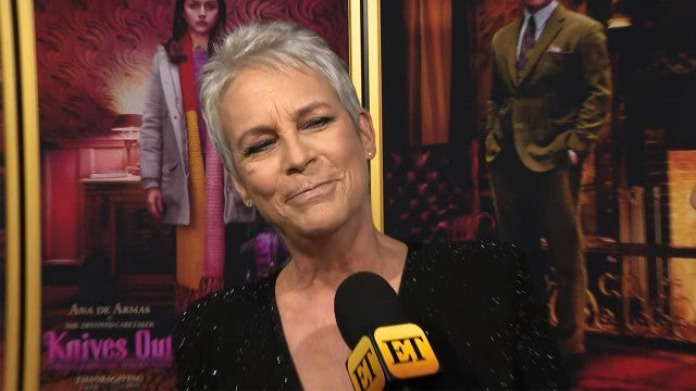 Jamie Lee Curtis Says Kyle Richards Gets 'Down and Dirty' in 'Halloween Kills' (Exclusive)