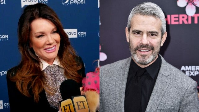 Here's What Lisa Vanderpump Told Andy Cohen About Returning to 'RHOBH' (Exclusive)