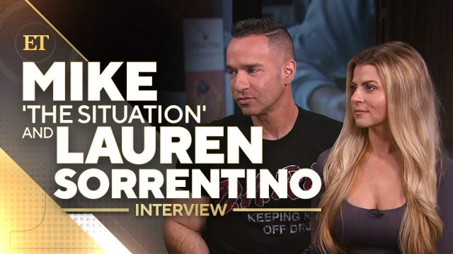Mike 'The Situation' and Lauren Sorrentino Open Up About Miscarriage