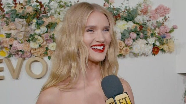 Rosie Huntington-Whiteley Gushes Over Son Jack's Talents!