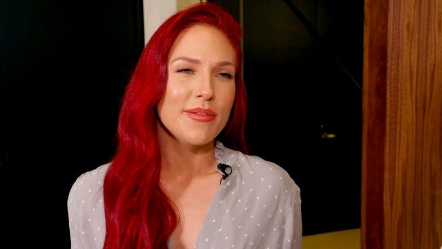 Sharna Burgess on Returning 'Home' for 'DWTS: Journey to Paradise' (Exclusive)