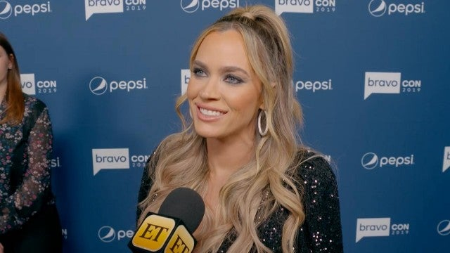 Pregnant Teddi Mellencamp on What It's Like to Film 'RHOBH' Sober